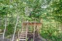 tree house - 11606 LAWTER LN, CLIFTON