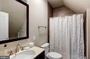 detached garage bath - 11606 LAWTER LN, CLIFTON
