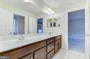 Jack-Jill Bathroom Optional - Not included in Base - 5034 QUINLAN DR, WOODBRIDGE