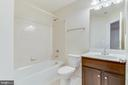 Sample Photo - Hall Bath - 5034 QUINLAN DR, WOODBRIDGE