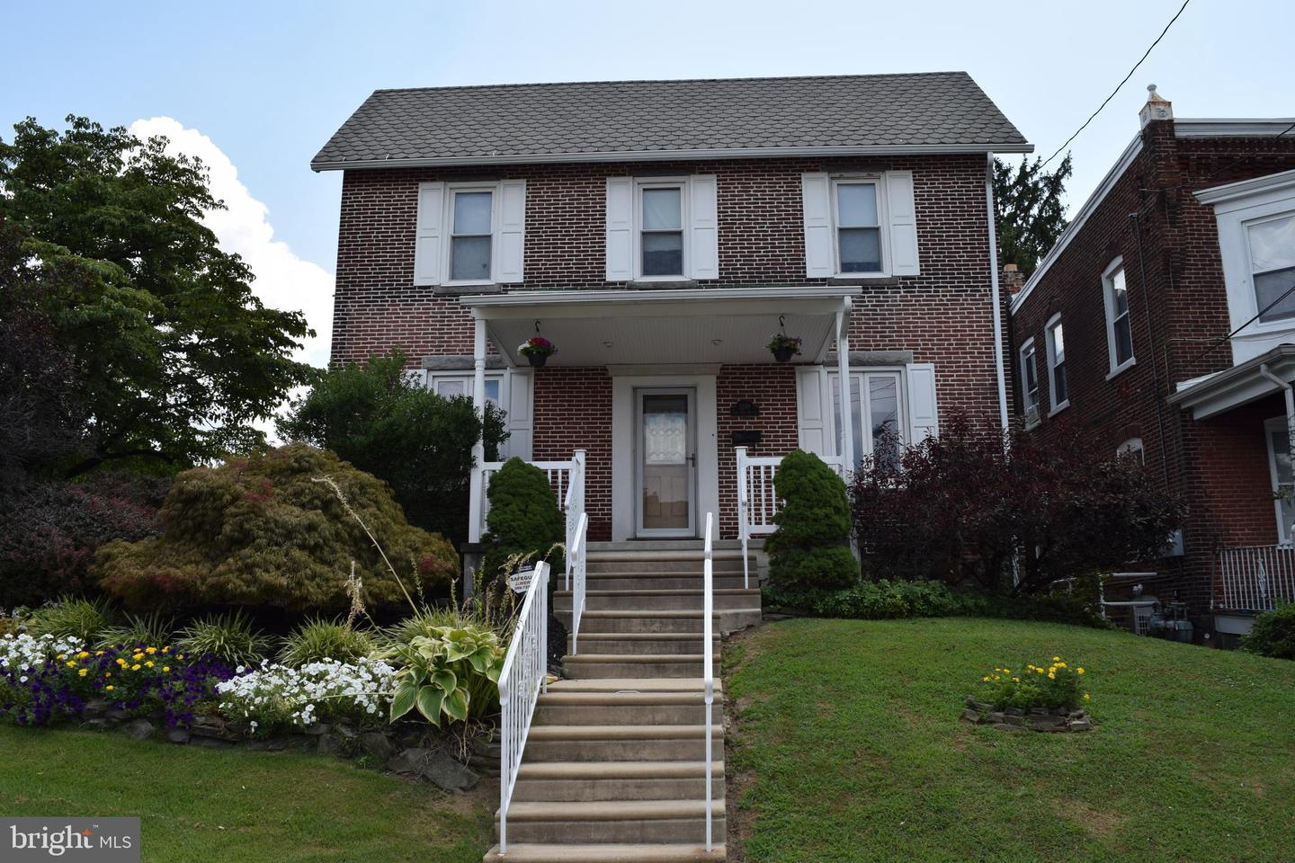Single Family Homes for Sale at Eddystone, Pennsylvania 19022 United States
