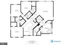 Upper Level Floor Plan - 43353 VESTALS PL, LEESBURG