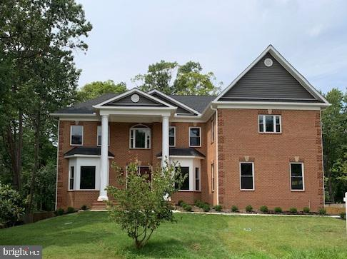 Single Family Homes for Sale at Fairfax, Virginia 22032 United States