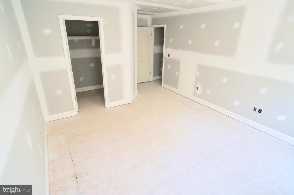 Bedroom 2 with Walk In Closet - 21 ACCOKEEK VIEW LN, STAFFORD