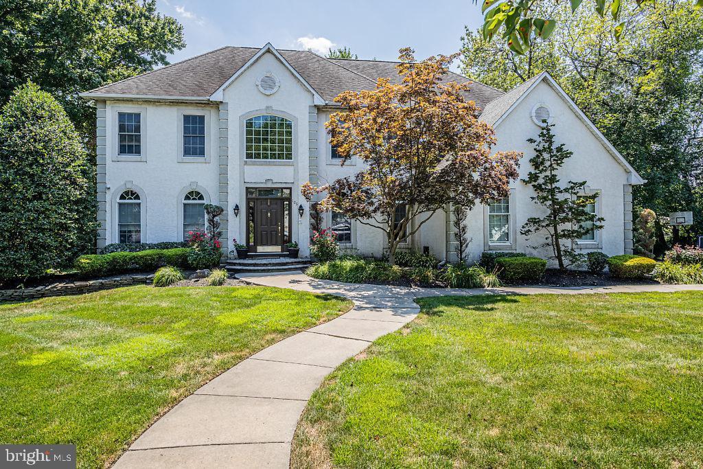 Single Family Homes pour l Vente à Delran, New Jersey 08057 États-Unis