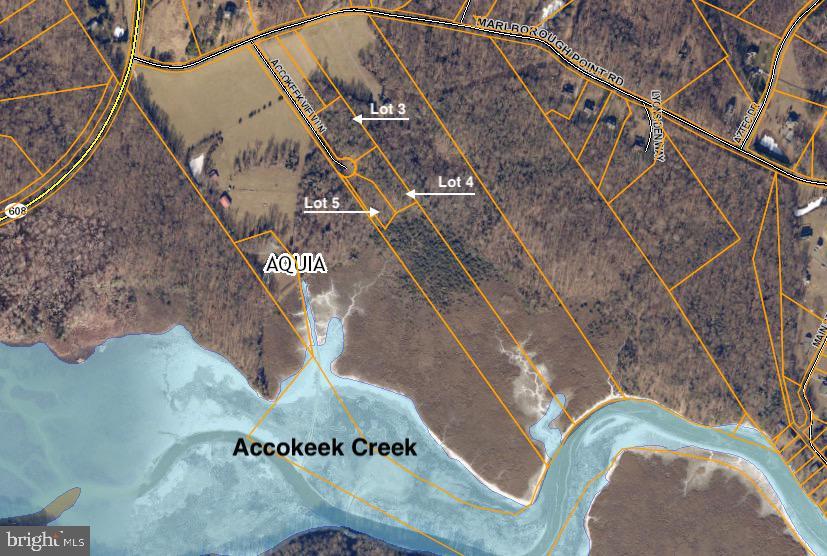 Community Aerial - 21 ACCOKEEK VIEW LN, STAFFORD