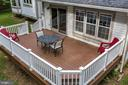 While the adults relax on the deck - 4705 LEEHIGH CT, FAIRFAX