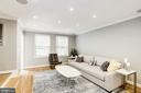Living Room - 3552 S STAFFORD ST, ARLINGTON