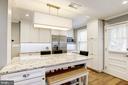 Custom White Kitchen - 3552 S STAFFORD ST, ARLINGTON