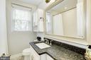 Updated Upper Level Bath - 3552 S STAFFORD ST, ARLINGTON