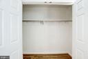 Closet! - 3552 S STAFFORD ST, ARLINGTON