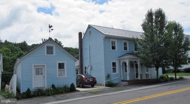 Single Family Homes for Sale at Cassville, Pennsylvania 16623 United States