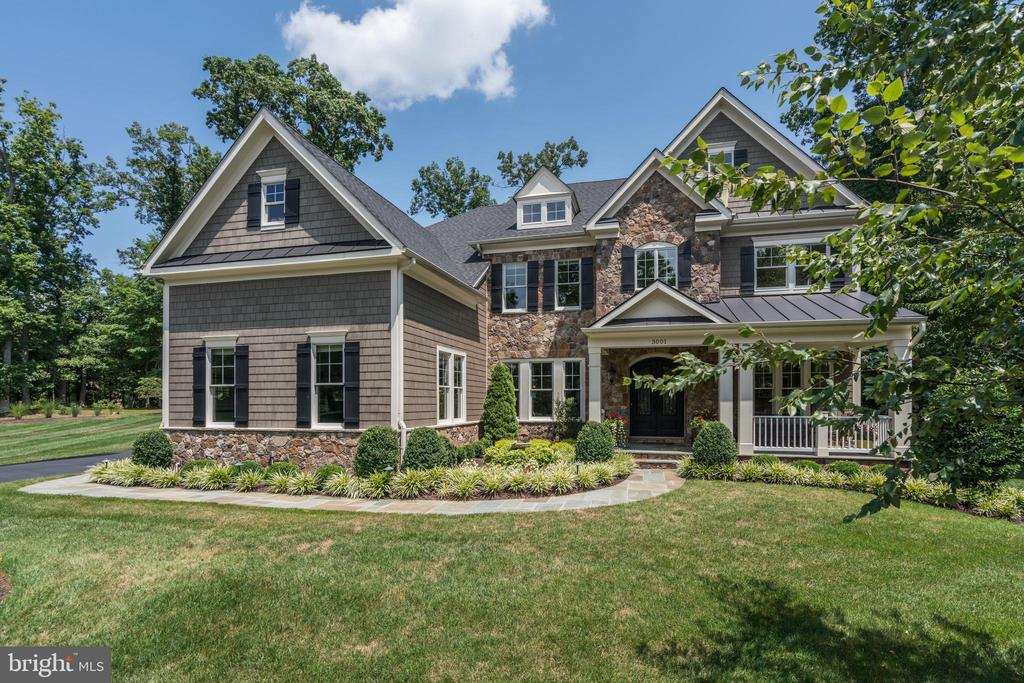 Five Years young and impeccably maintained - 3001 WEBER PL, OAKTON