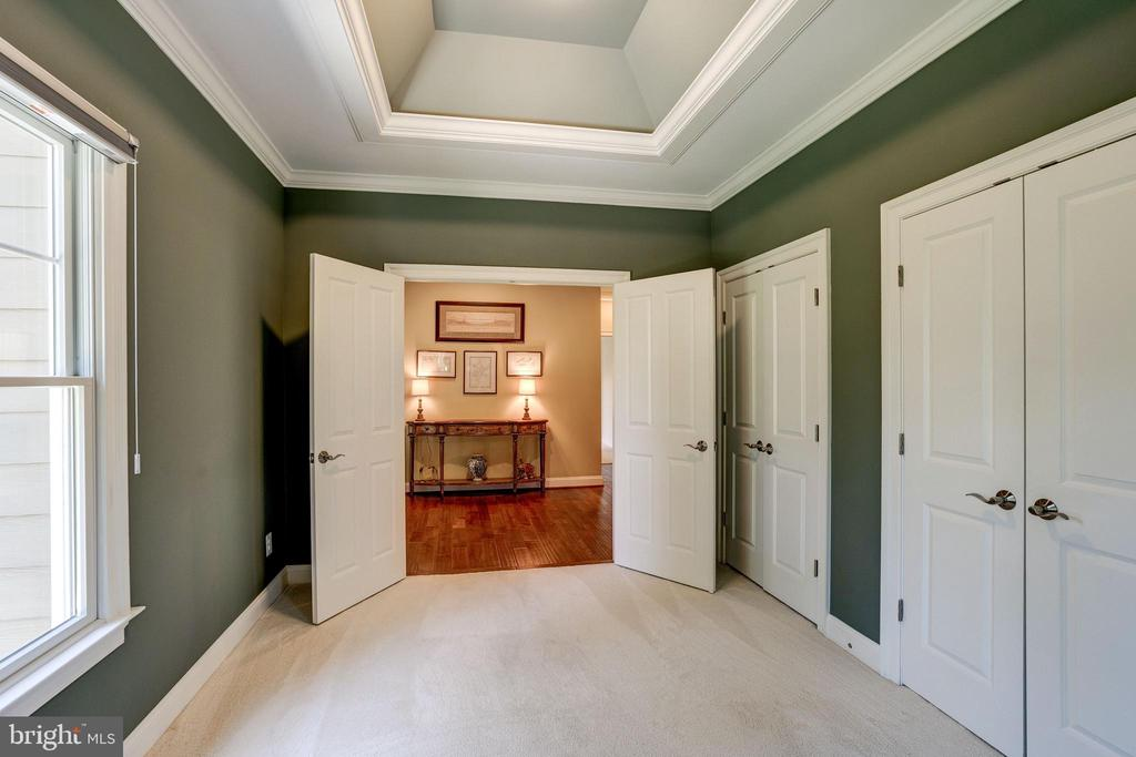 Master Entry w/ tray ceiling & 2 overflow closets - 3001 WEBER PL, OAKTON