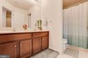 Full bath. - 24684 CAPECASTLE TER, ALDIE