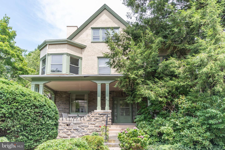 Single Family Homes için Satış at Elkins Park, Pennsylvania 19027 Amerika Birleşik Devletleri