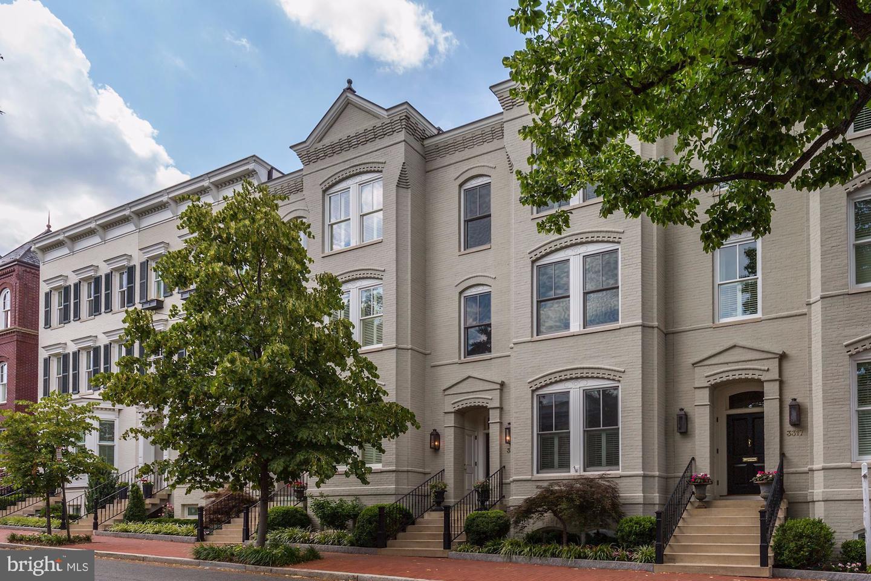 Astounding Georgetown Washington District Of Columbia United States Download Free Architecture Designs Boapuretrmadebymaigaardcom