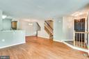 Entrance & Dining Room Area - 3822 DEVIL TREE CT #14-B, HYATTSVILLE