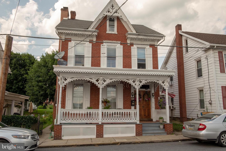 Single Family Homes για την Πώληση στο Mifflintown, Πενσιλβανια 17059 Ηνωμένες Πολιτείες