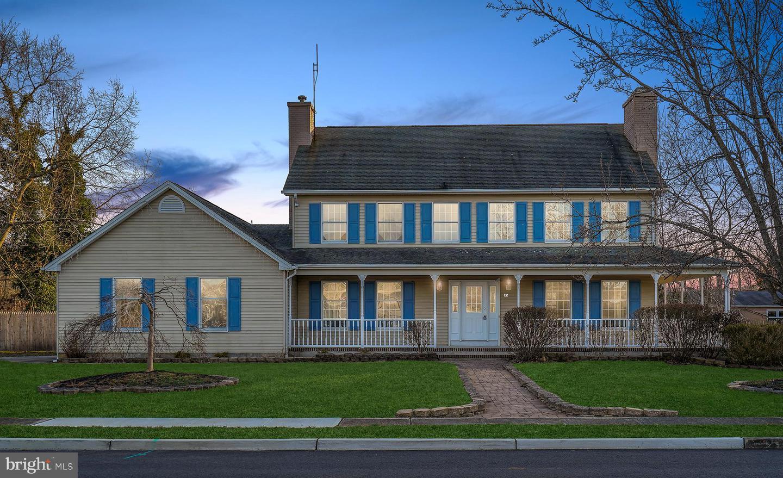 Single Family Homes для того Продажа на Bayville, Нью-Джерси 08721 Соединенные Штаты