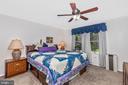 Master Bedroom - 5400 RIDGE RD, MOUNT AIRY