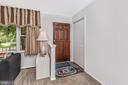 Foyer - 5400 RIDGE RD, MOUNT AIRY