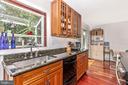 Updated Kitchen with Garden Window - 5400 RIDGE RD, MOUNT AIRY