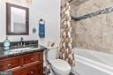 New Master Bath with Whirlpool Jetted Tub/Shower - 5400 RIDGE RD, MOUNT AIRY