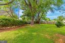 Large Private Back Yard - 5400 RIDGE RD, MOUNT AIRY