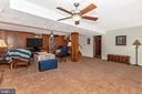 Huge Family Rec Room (26'x20') - 5400 RIDGE RD, MOUNT AIRY