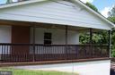 Carport with door to kitchen. - 195 BEREA CHURCH RD, FREDERICKSBURG