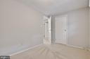 Nice sized closet in bedroom 4 - 8419 RAINBOW BRIDGE LN, SPRINGFIELD