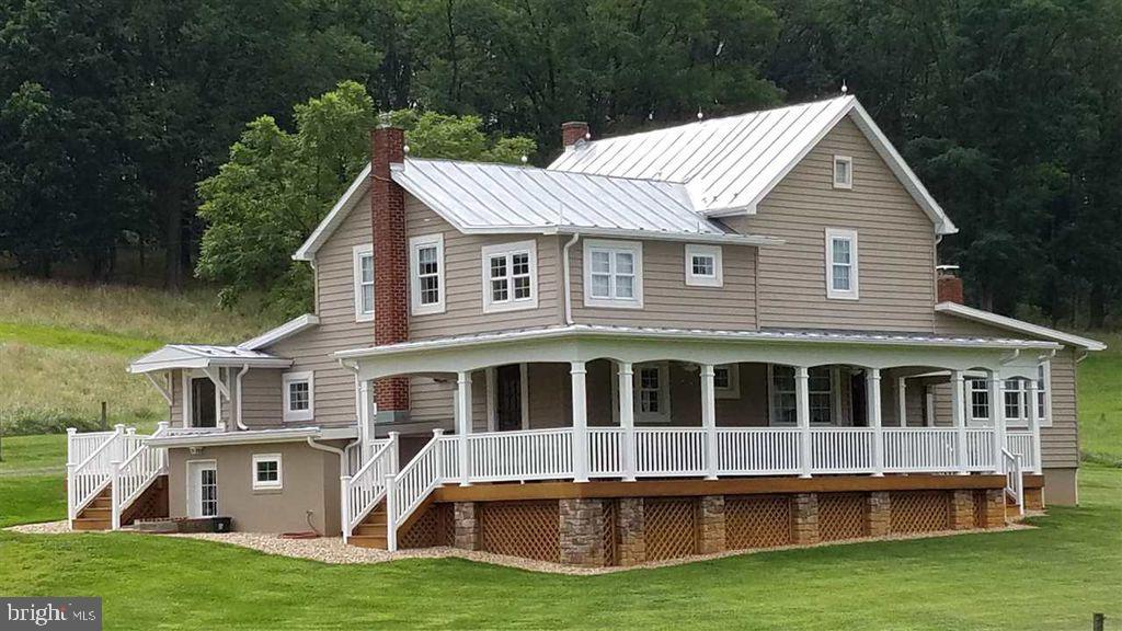Single Family Homes 為 出售 在 Linville, 弗吉尼亞州 22834 美國