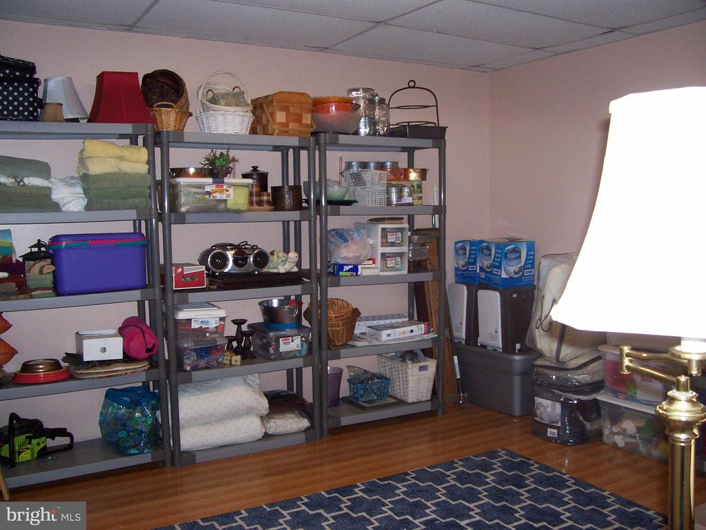 Lower level room-can be a bedroom but not to code. - 195 BEREA CHURCH RD, FREDERICKSBURG