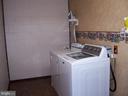Wash room on lower level. - 195 BEREA CHURCH RD, FREDERICKSBURG