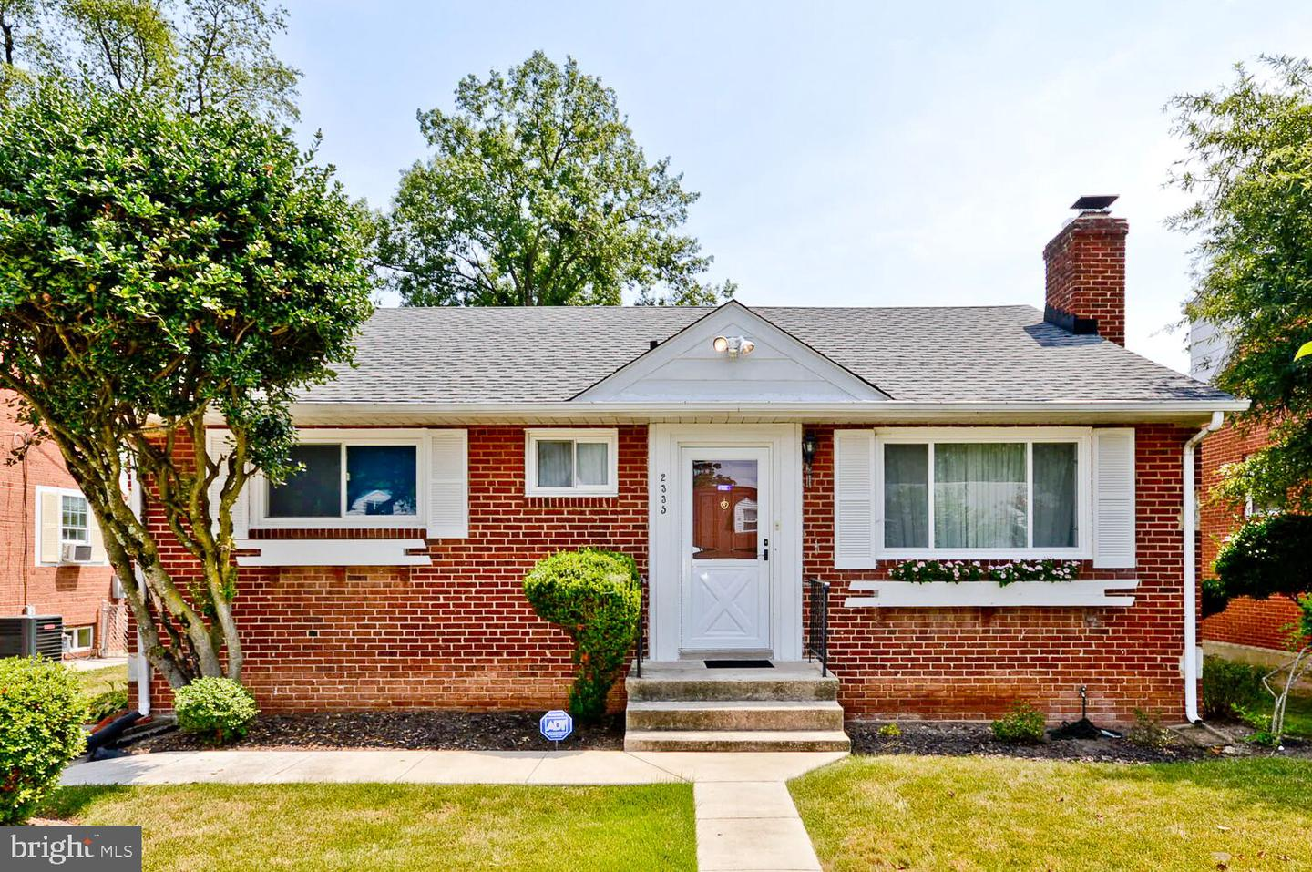 Single Family Homes por un Venta en Cheverly, Maryland 20785 Estados Unidos