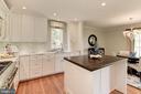 Modern fixtures in kitchen - 1739 N WAKEFIELD ST, ARLINGTON