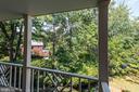 Deck tree top  views - 1739 N WAKEFIELD ST, ARLINGTON