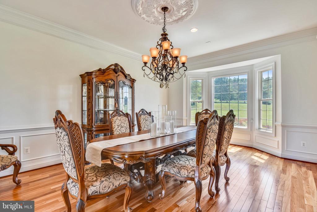 Formal Dining Room - 16875 DETERMINE CT, LEESBURG