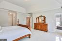 Master Bedroom - 16875 DETERMINE CT, LEESBURG