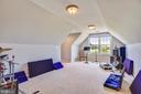 Bedroom 5 w/Rough In for Full Bath - 16875 DETERMINE CT, LEESBURG