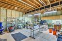 Lower Level Workshop - 16875 DETERMINE CT, LEESBURG