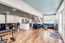 Open floor plan! - 301 E MARSHALL ST, MIDDLEBURG