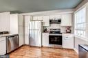 Spacious kitchen! - 301 E MARSHALL ST, MIDDLEBURG