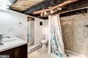 Full bath on the lower level! - 301 E MARSHALL ST, MIDDLEBURG