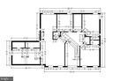 Upper Level Dimensions - 5104 DOYLE LN, CENTREVILLE