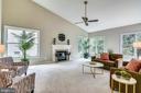 Family Room - 5104 DOYLE LN, CENTREVILLE