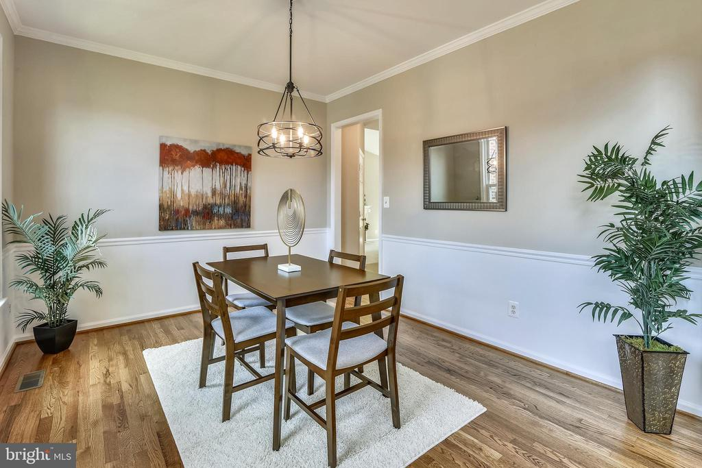 Dining Room - 5104 DOYLE LN, CENTREVILLE