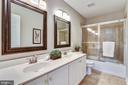 Upper Level Bathroom - 5104 DOYLE LN, CENTREVILLE