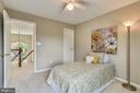 2nd Bedroom - 5104 DOYLE LN, CENTREVILLE